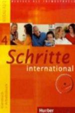 SCHRITTE INTERNATIONAL 4 KURSBUCH+ARBEITSBUCH+CD