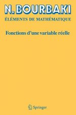 Fonctions D'Une Variable Reelle