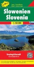 Slovinsko 1:150 000