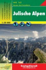 Julian Alps Hiking + Leisure Map 1:50 000