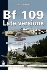 Bf109 Late Versions