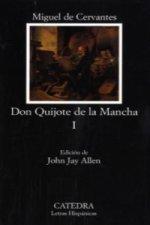 El Ingenioso Hidalgo Don Quijote de la Mancha. Tl.1