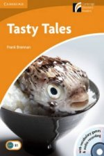 Tasty Tales Level 4 Intermediate Book with CD-ROM and Audio