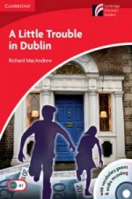 Little Trouble in Dublin Level 1 Beginner/Elementary with CD