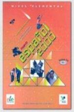 Nuevo Espanol 2000 Elemental Student Book + CD