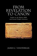 From Revelation to Canon