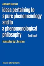 Ideas Pertaining to a Pure Phenomenology and to a Phenomenol
