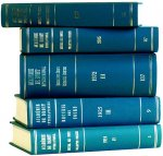 Recueil des cours, Collected Courses, Tome/Volume 280 (1999)