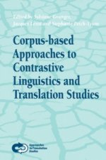 Corpus-based Approaches to Contrastive Linguistics and Trans