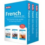 French Berlitz Reference Set