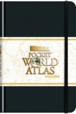 Exclusive Insight Pocket World Atlas Ebony