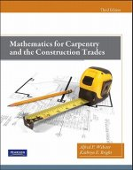 Math for Carpentry and the Construction Trades