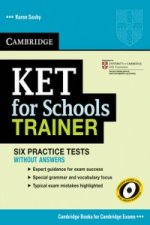 KET for Schools Trainer Six Practice Tests without Answers