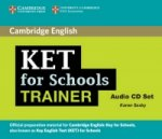 KET for Schools Trainer Audio CDs (2)