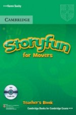 Storyfun for Movers Teacher's Book with Audio CDs (2)