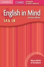 English in Mind Levels 1A and 1B Combo Testmaker CD-ROM and Audio CD