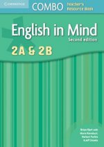 English in Mind Levels 2A and 2B Combo Teacher's Resource Bo