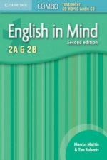 English in Mind Levels 2A and 2B Combo Testmaker CD-ROM and Audio CD
