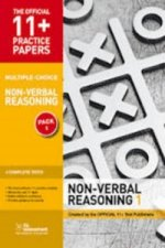 11+ Practice Papers, Non-Verbal Reasoning Pack 2 (Multiple C