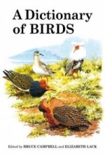 Dictionary of Birds
