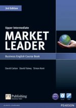 Market Leader 3rd Edition Upper Intermediate Coursebook & DV