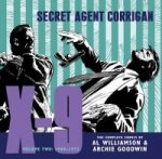 X-9 Secret Agent Corrigan Volume 2