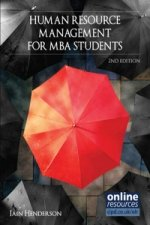 Human Resource Management for MBA Students
