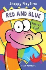 Snappy Playtime Red and Blue