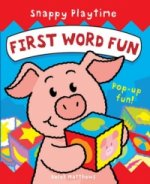 Snappy Playtime First Word Fun