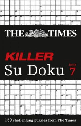 Times Killer Su Doku Book 7