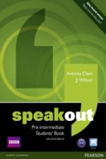 Speakout Pre-Intermediate Students Book and DVD/Active Book