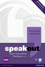 Speakout Upper Intermediate Workbook with Key and Audio CD P