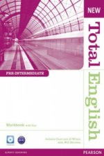 New Total English Pre-Intermediate Workbook with Key and Aud