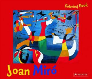Joan Miro: Coloring Book