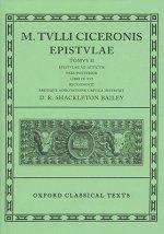 Cicero Epistulae. Vol II. Part ii