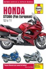 Honda ST1300 Pan European Service and Repair Manual