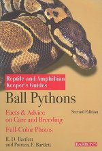 Ball Python Keepers Guide