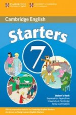 Cambridge Young Learners English Tests 7 Starters Student's