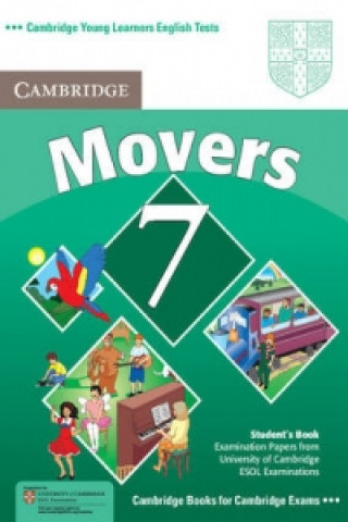 Cambridge Young Learners English Tests 7 Movers Student's Bo