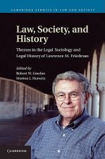 Law, Society, and History