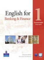 English for Banking & Finance Level 1 Coursebook and CD-Rom Pack