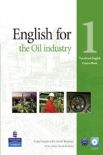 English for the Oil Industry Level 1 Coursebook and Audio CD