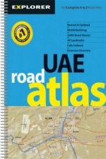 UAE Road Atlas (Regular)