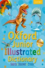 Oxford University Press Oxford Junior Illustrated Dictionary