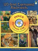 120 Great Expressionist Masterworks CD-ROM and Book