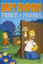 Bart Simpson Prince Of Pranks