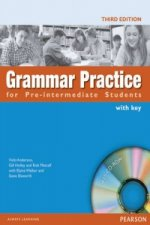 Grammar Practice for Pre-Intermediate Student Book with Key Pack