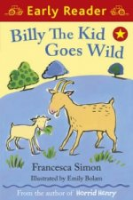 Billy the Kid Goes Wild