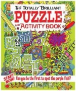 Totally Brilliant Puzzle and Activity Book