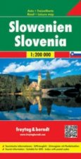 Slovenia Road Map